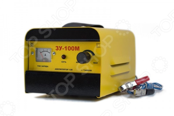 Устройство зарядное Тамбов ЗУ-100М тамбов зу 100м