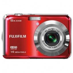 фото Фотокамера цифровая Fujifilm FinePix AX550. Цвет: красный
