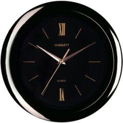 фото Часы настенные Scarlett SC-44 S