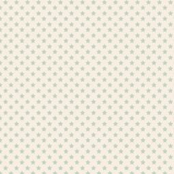 фото Отрез ткани Tilda Звезды. Цвет: салатовый