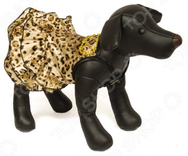 Платье для собак DEZZIE «Руффи» платье для собак dezzie рейси