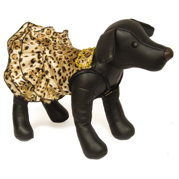 фото Платье для собак DEZZIE «Руффи». Размер: 35 см