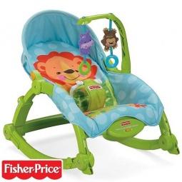 фото Кресло-качалка детское Fisher Price