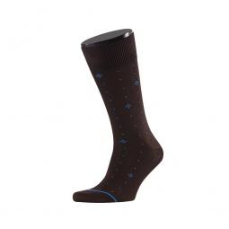 фото Носки мужские Teller Classic Starlight. Цвет: коричневый. Размер: 42-43