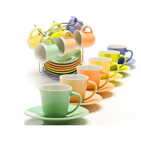 Купить Чайный сервиз Loraine «Дольче Вита» 13 предметов