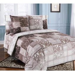 фото Комплект постельного белья Белиссимо «Фактура». 2-спальный
