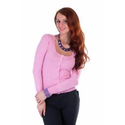 фото Жакет Mondigo 9721. Цвет: бледно-розовый. Размер одежды: 42
