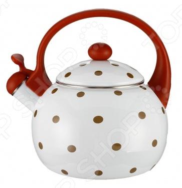 купить Чайник со свистком Zeidan Z-4115 по цене 962 рублей
