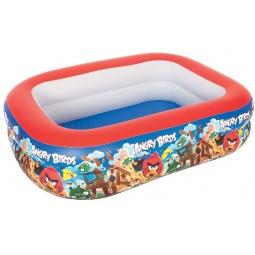 Купить Бассейн надувной детский Bestway Angry Birds 96109