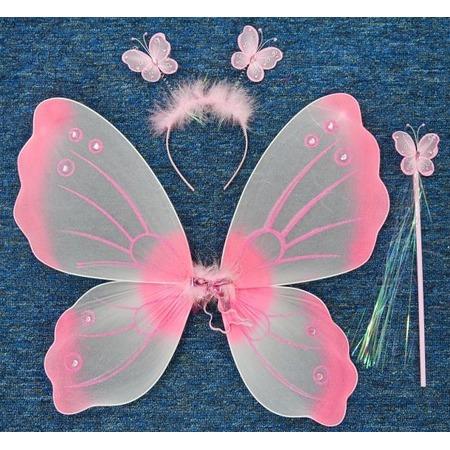 Купить Набор карнавальный Новогодняя сказка «Бабочка-волшебница» 97942