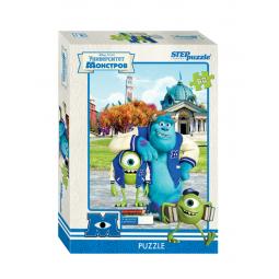 фото Пазл 60 элементов Step Puzzle Pixar. Университет Монстров