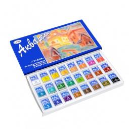 Купить Акварель художественная Гамма «Студия»: 24 цвета