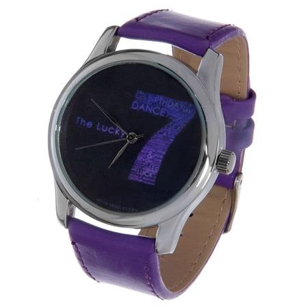Купить Часы наручные Mitya Veselkov «Счастливая семерка»