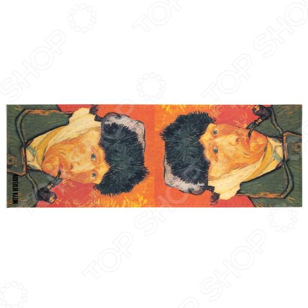 Обложка для студенческого билета Mitya Veselkov «Ван Гог» mitya veselkov обложка для автодокументов ван гог портрет