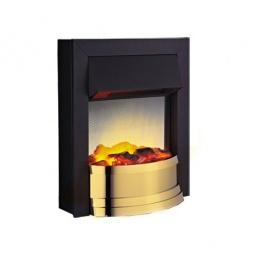 Купить Очаг для электрокамина Dimplex Geneva Black/Brass