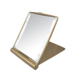 фото Зеркало-планшет косметологическое Gezatone LM1417. Цвет: золотистый