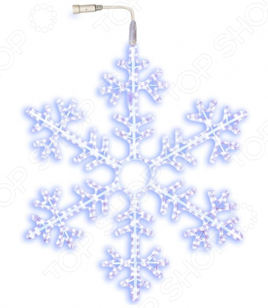 Подвес декоративный Star Trading Snowflake