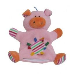 Купить Мягкая игрушка на руку Coool Toys «Хрюша»