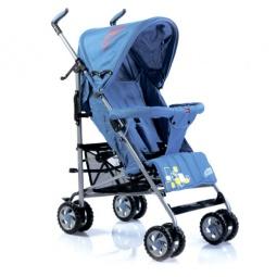 фото Коляска-трость Baby Care City style. Цвет: голубой