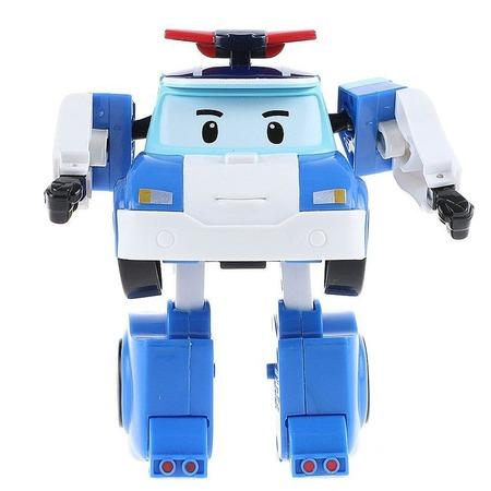 Купить Игрушка-трансформер со световыми эффектами Poli «Поли» 83094