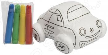 Игрушка-раскраска Мир детства «Волшебный автомобиль»