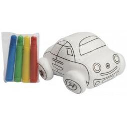Купить Игрушка-раскраска Мир детства «Волшебный автомобиль»