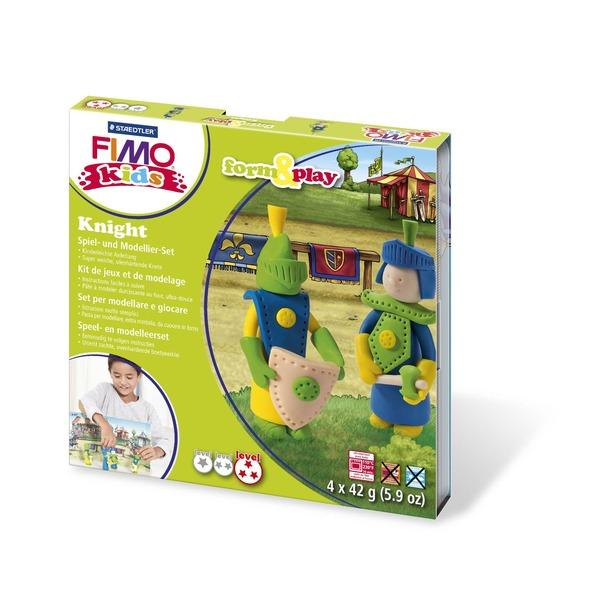 фото Набор для создания украшений детский Fimo Kids «Рыцарь»