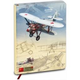 фото Дневник школьный Проф-Пресс «Самолет в небе»