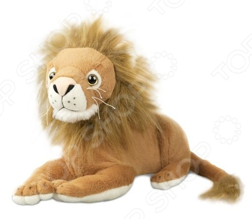 Мягкая игрушка Fluffy Family «Лев» игрушка мгка fluffy family диджей 681031