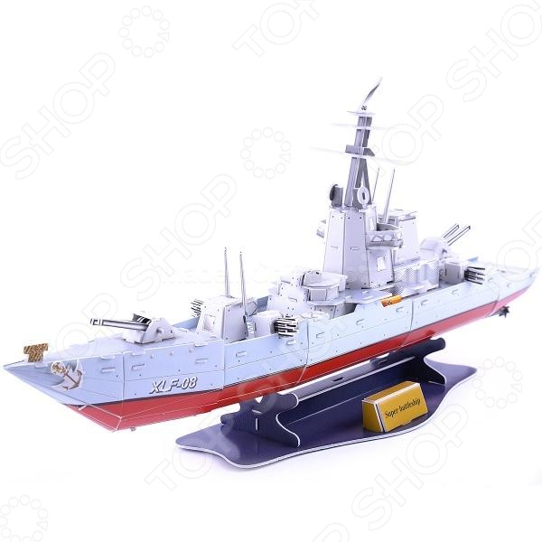 Пазл 3D «Корабль» Т58218 сборка карфагенский корабль