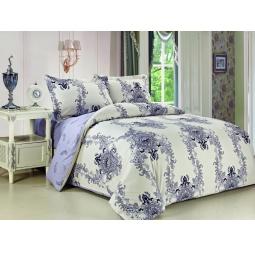 фото Комплект постельного белья Jardin Roshel. 1,5-спальный. Размер наволочки: 70х70 см — 2 шт. без оборки