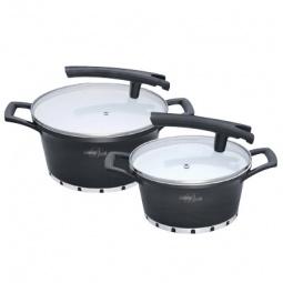 Купить Набор кухонной посуды BartonSteel BS-4004