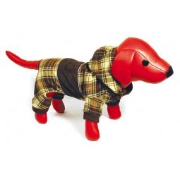Купить Комбинезон для собак DEZZIE Джой. Цвет: коричневый