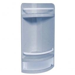 фото Полка для ванной IDEA М 2759. Цвет: голубой
