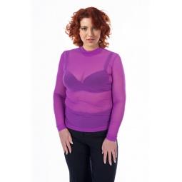 фото Водолазка Mondigo XL 8530. Цвет: лиловый. Размер одежды: 48