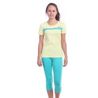 Купить Комплект для девочки: джемпер и капри Свитанак 606504