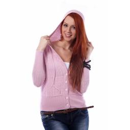 фото Жакет Mondigo 9419. Цвет: бледно-розовый. Размер одежды: 44