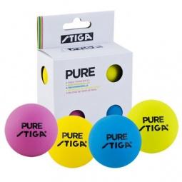фото Мячи для настольного тенниса Stiga Pure