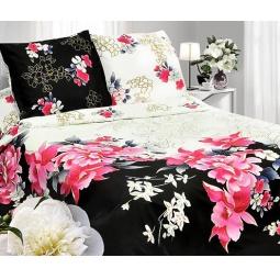 фото Комплект постельного белья Сова и Жаворонок «Ночной каприз». 2-спальный