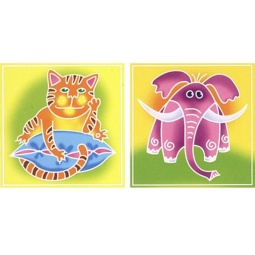Купить Набор для росписи ткани RTO BK-002/006