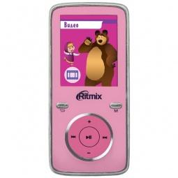 фото MP3-плеер Ritmix RF-4950M. Цвет: розовый