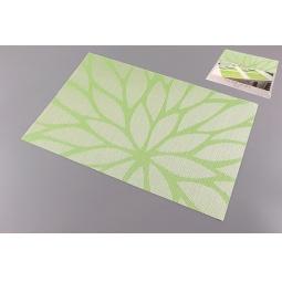 Купить Набор салфеток на стол Elan Gallery «Листья на зеленом»