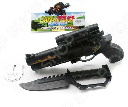 Набор оружия игрушечный Shantou Gepai «Полицейский» 900-6