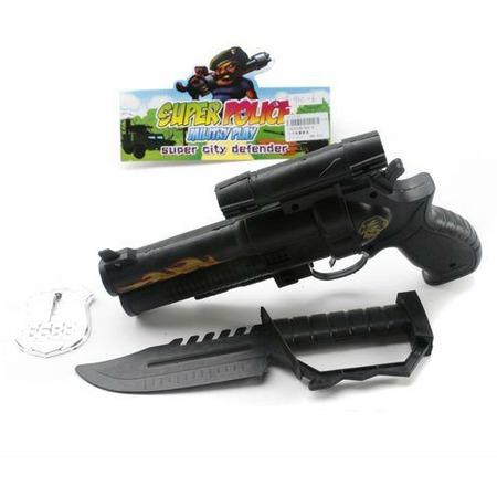 Купить Набор оружия игрушечный Shantou Gepai «Полицейский» 900-6