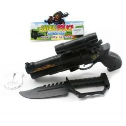 фото Набор оружия игрушечный Shantou Gepai «Полицейский» 900-6