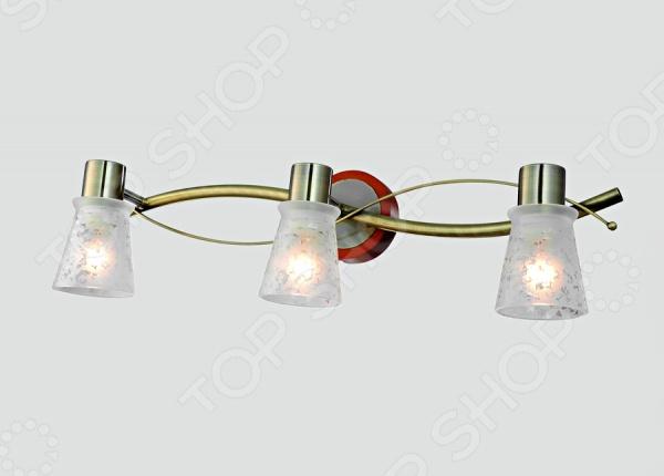 Светильник настенный Rivoli Satiro-wave 3xE14-40W - оригинальная и красивая модель светильника, которая добавит уюта и комфорта в ваш интерьер. Такой светильник может быть как основным, так и дополнительным источником света. Его мягкий свет великолепно подойдет для спальни или гостиной, создавая расслабленную и спокойную атмосферу. Модель выполнена из высококачественных и надежных материалов, что позволяет значительно продлить срок эксплуатации изделия.