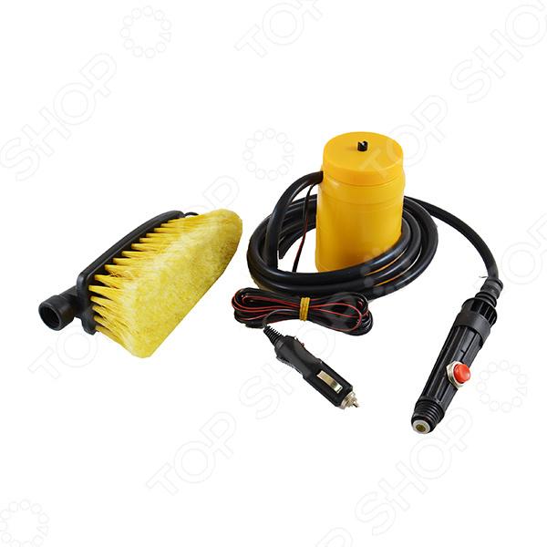 Минимойка «Компакт»Минимойки<br>Минимойка Компакт устройство, при помощи которого вы сможете быстро избавиться от пыли и грязи на разных поверхностях. В основном используется для мойки машины, велосипедов, скутеров, мотоциклов, автомобиля, очистки садовой техники и инструментов, а также садовой мебели, заборов и множества других поверхностей. Шланг высокого давления, позволяет обрабатывать всевозможные поверхности, механизмы и устройства находясь от них на комфортном расстоянии. Благодаря малым размерам минимойку можно без труда переносить и хранить. В комплекте вы найдете тубус с насосом, шланг, щетку с кнопкой, электрический провод со штекером. Для начала работы необходимо подключить мойку к прикуривателю, а так же водопроводному крану. Характеристики:  Питание - постоянный ток.  Напряжение - 12 вольт.  Номинальный ток не более 4 А.  Давление при расходе воды равном нулю - 25 кг см2.  Температура воды - до 45 С.  Длина шланга - 3 м, длина электрического провода - 4 м.<br>