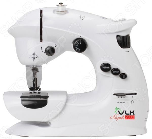 Швейная машина VLK 2300 швейная машинка astralux 7350 pro series вышивальный блок ems700