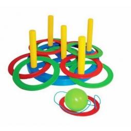 Купить Игрушка 2 в 1 ПЛЭЙДОРАДО «Набрось кольцо и поймай шарик»