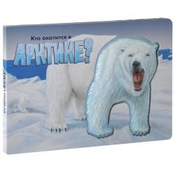 фото Кто охотится в Арктике? Белый медведь